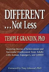 Different -- Not Less by Temple Grandin Paperback Book (English)
