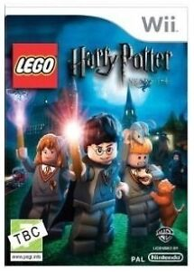 LEGO Harry Potter Years 14 NEW and Sealed Nintendo Wii 2010 - Louth, United Kingdom - LEGO Harry Potter Years 14 NEW and Sealed Nintendo Wii 2010 - Louth, United Kingdom
