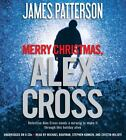 Merry Christmas, Alex Cross by James Patterson (2012, CD, Unabridged)