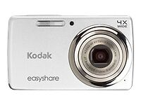 Kodak-EASYSHARE-M532-14-0-MP-4X-Zoom-Digital-Camera-Silver-FREE-SHIP