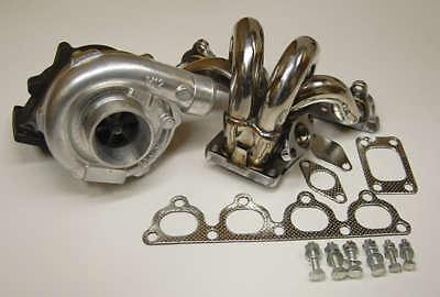 Honda Prelude H22 T3/t4 T04e Turbo + Manifold Kit