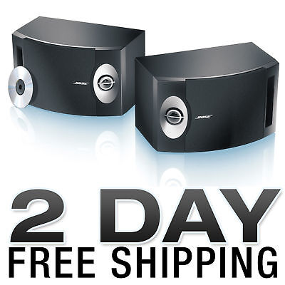 NEW-BOSE-201-SERIES-V-DIRECT-REFLECTING-SPEAKERS-BLACK