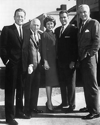 """Perry Mason"" Raymond Burr * Classic Television *  8x10 FREE U.S. Shipping"