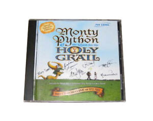 Monty Python and the Quest for the Holy ...