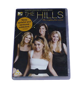 The-Hills-Series-1-DVD-NEW-amp-SEALED