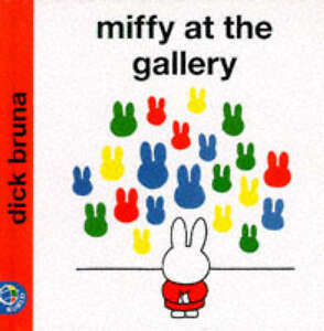 Miffy-at-the-Gallery-Miffys-Library-ACCEPTABLE-Book