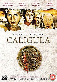 Caligula ( DVD, 2008, 4-Disc Set Imperial Edition )