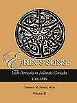 NEW Erin's Sons, Volume II by Terrence M. Punch
