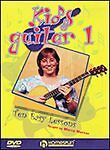 Kids Guitar Vol. 1 DVD - 10 Easy Lessons - Age 6-10 - BRAND NEW - FREE SHIPPING