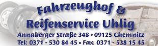 Fahrzeughof und Reifenservice Uhlig