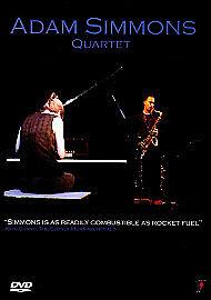 Adam Simmons Quartet (DVD, 2007)