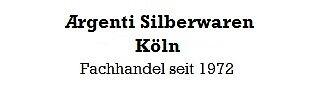 Argenti Silberwaren Köln
