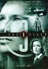 The X-Files - The Complete Third Season (DVD, 2009, 7-Disc Set, Thinpak Checkpoint; Sensormatic; Widescreen)