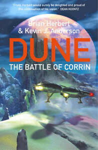 Anderson-Kevin-J-Herbert-Brian-The-Battle-of-Corrin-Legends-of-Dune-Book