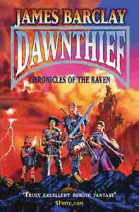 James-Barclay-Dawnthief-Chronicles-of-the-Raven-Book