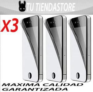 Laminas-Protector-pantalla-Iphone-4-ESPEJO-PACK-X-3