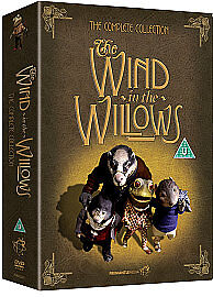 Wind-In-The-Willows-The-Complete-Collection-NEW-SEALED-DVD-Next-Day-Dispatc