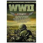 WW II 60th Anniversary Commemorative Box Set - The Guns of Navarone/From Here to Eternity/The Bridge on the River Kwai/Weapons at War: The Fighting Leathernecks of WWII (DVD, 2005, 4-Disc Set, Commemorative Boxed Set)