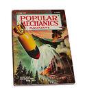 Vintage Paperback Popular Mechanics Monthly Magazine Back Issues