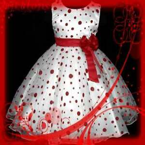 Reds-Christening-Communion-Party-Flower-Girl-Dress-3-8Y