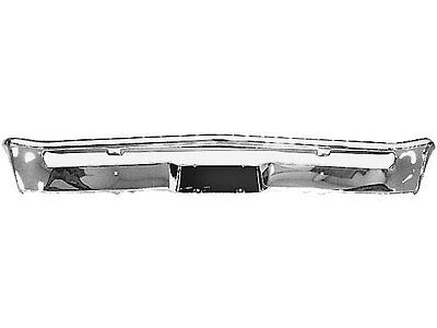 67 Chevelle Front Bumper Triple Plated Superior Quality