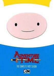 Adventure Time : Season 1 (DVD, 2012, 2-Disc Set) Brand New Sealed