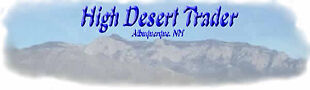THE HIGH DESERT TRADER TRADING POST