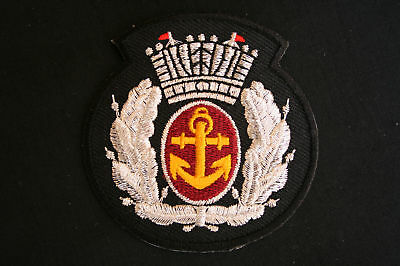 Ecusson - PATCH Thermocollant - ANCRE MARINE /6,5x6,5cm /SILVER / ANCHOR /PATCHE