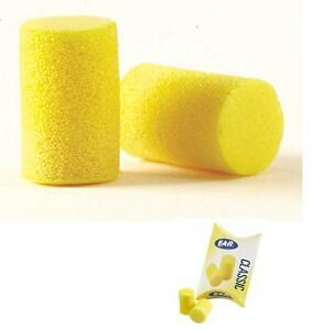 3M-EAR-CLASSIC-Foam-Ear-Plugs-in-confezioni-SNR-28dB-x-100