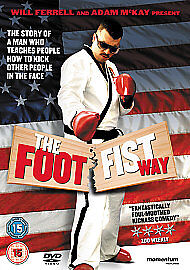 The Foot Fist Way DVD 2009 - <span itemprop=availableAtOrFrom>Chester, United Kingdom</span> - The Foot Fist Way DVD 2009 - Chester, United Kingdom
