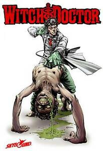 Witch Doctor: Under the Knife Vol 1 by Brandon Seifert (Paperback) 9781607064411