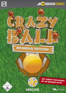 Crazy Ball - Der Kugelige Tüftelspaß    (PC)    New      Neuware
