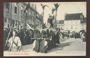France-Procession-de-FURNES-No15-early-PPC