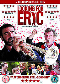Looking For Eric Ken Loach Eric Cantona MUFC 2disc DVD BRAND NEW SEALED - <span itemprop='availableAtOrFrom'>Nr. Bury St Edmunds, United Kingdom</span> - Looking For Eric Ken Loach Eric Cantona MUFC 2disc DVD BRAND NEW SEALED - Nr. Bury St Edmunds, United Kingdom