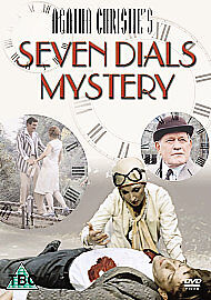 Agatha Christie's Seven Dials Mystery [DVD] NEW/SEALED
