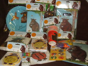 The-Gruffalo-Birthday-Party-Tableware-ALL-listed-here