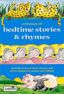 Ladybird-A-Treasury-of-Bedtime-Stories-Book