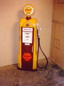 Tanks ule zapfs ule gasoline h155cm dekoration ebay for Dekoration in petrol