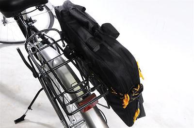 Quality Cycle Pannier Bag Carrier Fit Commuter Satchel