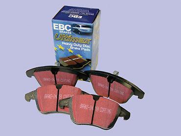 EBC Ultimax Heavy Duty Brake Pads DISCOVERY 2 -REAR- DA3314