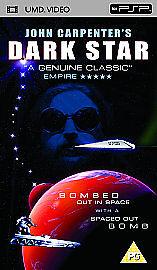 Dark Star (UMD, 2006)  extended theatrical release. new   sealed. oop