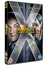 XMen  First Class DVD 2012 New and sealed SKU 2639 - <span itemprop=availableAtOrFrom>Bewdley, United Kingdom</span> - XMen  First Class DVD 2012 New and sealed SKU 2639 - Bewdley, United Kingdom