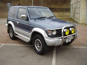 1991-Mitsubishi-Pajero-2-5-Turbo-Diesel-Auto-3-Door-Metallic-Blue