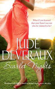 Scarlet Nights, New, Deveraux, Jude Book