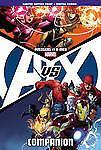 Avengers Vs. X-Men Companion by Jason Aa...