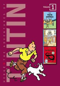 The Adventures of Tintin : Tintin in Ame...