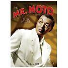 Mr. Moto Collection - Volume 1 (DVD, 2006, 4-Disc Set)