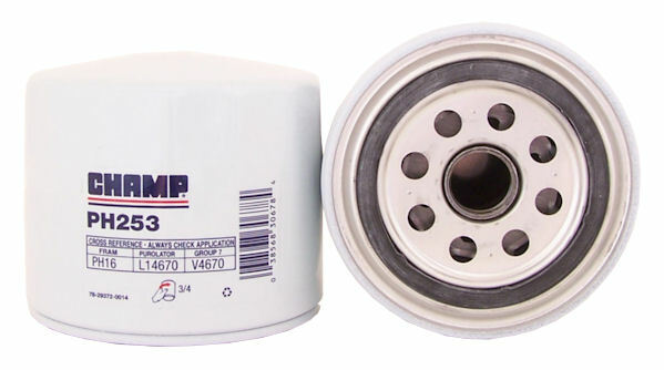 Engine Oil Filter STP S16