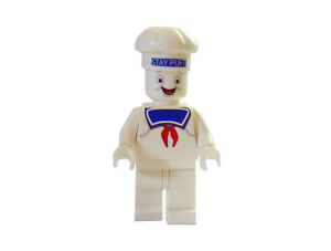 CUSTOM-LEGO-Stay-Puft-Marshmallow-Man-Ghostbusters-Puff