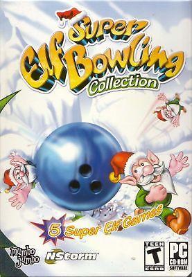 Super Elf Bowling Collection - Mumbo Jumbo - Win 98-xp